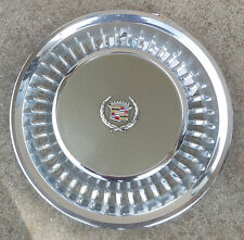 """15"""" 1977 78 Cadillac Fleetwood Painted type Hubcap Wheel Cover"""