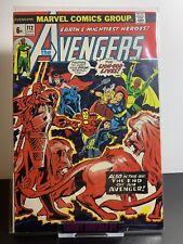 Avengers 112, Marvel Comics, Pence, 7.5 W VF-, 1973, First App Mantis