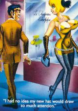 Bill Ward 50 Years of Torchy Promo Card