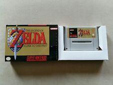 Zelda UKV SNES Super Nintendo - Pal version cleaned and tested