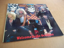 Guns N' Roses ‎– Welcome To The Sessions (1987) rare studio 2 LPs Not Tmoq NM