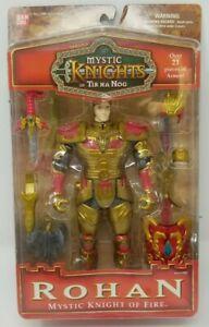 Mystic Knights of Tir Na Nog Rohan 21 Piece Set Bandai 1998 Fire