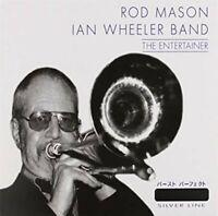 Rod Mason & Ian Wheeler Band The Entertainer BRAND NEW SEALED MUSIC ALBUM CD