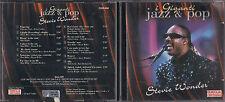 CD - I GIGANTI  JAZZ & POP Stevie Wonder