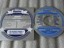 CD-GROOVE-SAMPLER#71-SNIPER-POURQUOI-MAFIA K'1 FRY-ROCCA-(CD SINGLE)2003-18TRACK