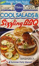 Pillsbury Classic Cookbooks Cool Salads & Sizzling BBQ