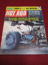 HOT ROD - May 1963 vol 16 #5 - CHRYSLER DRAGSTER