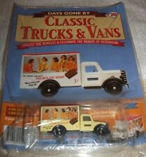 DAYS GONE BY - CLASSIC TRUCKS & VANS ** PALMOLIVE SOAP VAN ** NEW - No 70 SEALED