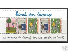 Nederland NVPH 1390 Vel Kinderpostzegels 1987 Postfris