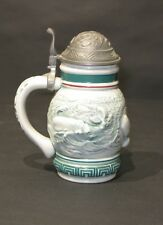 1992 Limited Edition Endangered Species Sperm Whale Mini Beer Stein #076083