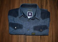 Stunning G-STAR RAW Cowboy Shirt Size M for SALE !!!