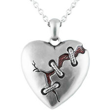 Controse Jewelry Cure For A Broken Heart Necklace Stiches