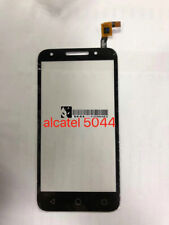 For Alcatel CameoX 5044r 4G LTE Black Front Touch Screen Digitizer Glass