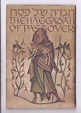 1958, U.S.A, N.Y.C,   HAGGADAH , COLORED PAINTINGS,64 PP.