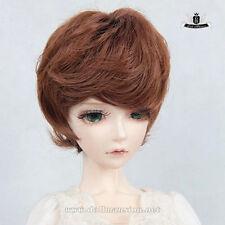 """9-10"""" 1/3 BJD or 70cm BJD Wig Dollfie DREAM LUTS AOD DOD EID WIG Short Hair #101"""