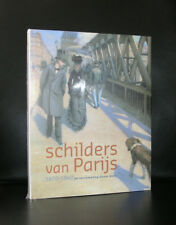 Oscar Ghez # SCHILDERS VAN PARIJS #sealed copy, 2005 mint