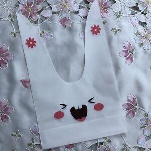20 easter Rabbit Treat Bags Biscuit Cookie Party Bag Bag Kids Birthday Bag