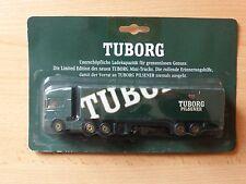 modellino autocarro per birra Rimorchio trasporto Tuborg Pilsener 1MK 3