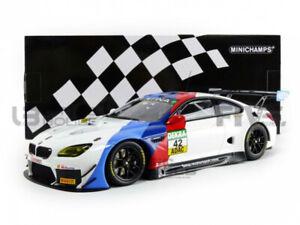 MINICHAMPS 1/18 - BMW M6 GT3 - ADAC GT MASTER 2017 - 155172652