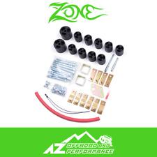 """Zone Offroad 2"""" Body Lift Kit 87-95 Jeep Wrangler YJ w/ Auto J9221"""