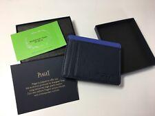 NUEVO Piaget/Shanghai Tang colaboración. Piaget Tarjeta Billetera De Cuero
