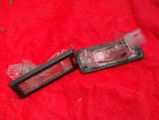 RENAULT SCENIC REAR NUMBER PLATE LIGHTS