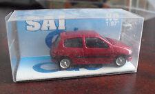 SAI HO 1/87 Renault Clio Rouge Nacre Car 2285 NIP