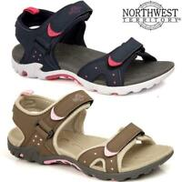 Ladies Womens Summer Sandals Girls Sports Hiking Walking Trekking Beach Shoes