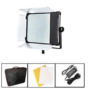 Dison E-2000II LED Studio Lighting Panel Lamp For Camera Photography + Bag kit