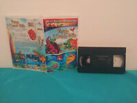 Land before time 9 / Petit pied le dinosaure 9VHS tape & clamshell case  FRENCH