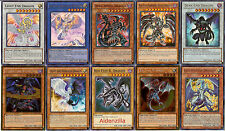 Yugioh Chaos Dragon Deck - Dark Armed, Saffira, Red-Eyes Darkness Metal, Eclipse
