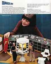 SPACE 1999 1976 EAGLE ONE 1 MATTEL**1999 Add 70's Copy Kodak Print A4 Size