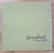 SIGNED - ALEC SOTH - SONGBOOK - 2015 1ST EDITION & 2ND PRINTING - NEW/FINE COPY