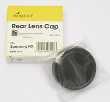 PROMASTER Samsung NX Rear Lens Cap NEW old STORE stock