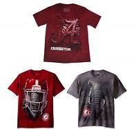 Alabama Crimson Tide Youth T-shirt Bama Mascot Tee by The Mountain