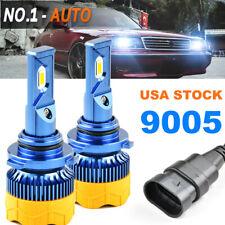 2x 9005 Hb3 Led Headlight Conversion Kit 100W 9600Lm Hi-Lo Beam Bulbs 6000K Usa(Fits: Neon)