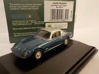 Lotus Elan, Blue, Model Cars, Oxford Diecast
