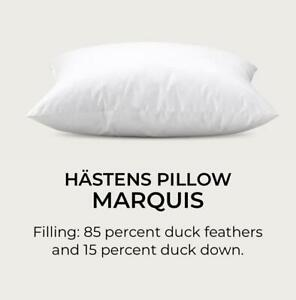 Hastens Pillow Marquis 15% Duck Down & 85% Duck Feathers ( 50 x 75 cm ) £145