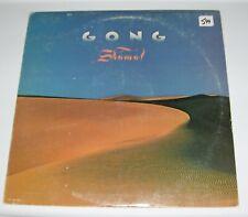"GONG - ""Shamal""  LP - Original 1975 Virgin - VG+"