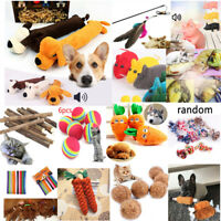 Creative Toys Crazy Puppy Pet Dog Cat Chew Catnip Toy Teeth Grinding Toys
