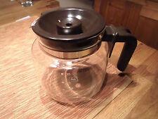 Melitta Glaskanne f. Kaffeemaschine 10 Tassen mit Deckel f. Tropfstopmaschine