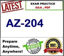 AZ-204 - Developing Solutions for Microsoft Azure - Exam Preparation Q&A