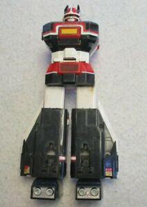 BIOMAN BIO ROBO BANDAI 1984 DX JAPAN TRANSFORMING MEGAZORD JET DIECAST AS IS
