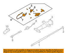 GM OEM Steering Column-Control Assembly 26091246