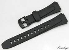 New Genuine Casio Wrist Watch Strap Replacement Band for W 752; W 753; W 755