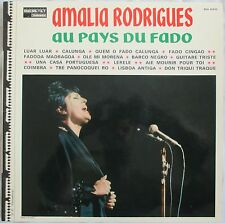 "AMALIA RODRIGUES - LP ""AU PAYS DU FADO"" LIVE IN FRANCE"
