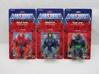 MOTU,Commemorative SKELETOR,TRAP JAW,BEAST MAN,MOC,Masters of the Universe