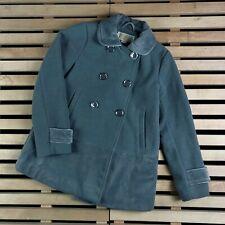 Womens Coat Jacket Michael Kors Size 10/12 Grey