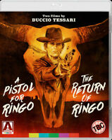 A Pistol for Ringo/The Return of Ringo Blu-Ray (2018) Guiliano Gemma, Tessari
