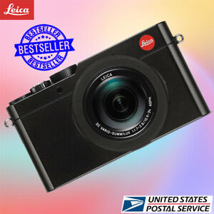 SALES Leica D-Lux TYP 109 Digital Camera 2021 12.8 M/P - Black